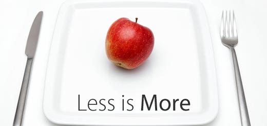 Minimalist Web Design – When Less Is More