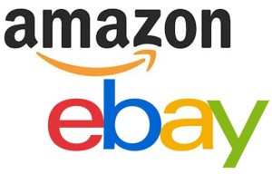 Amazon Ebay Logo