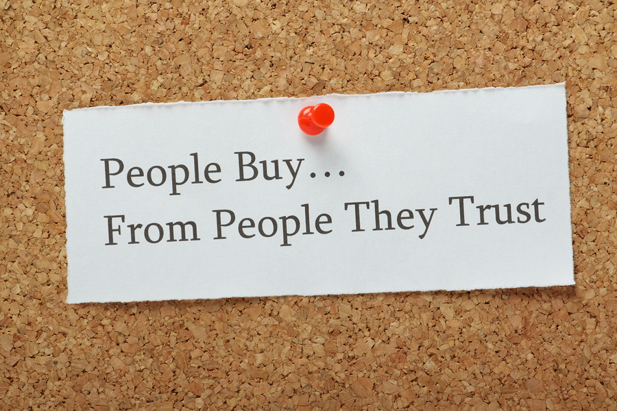 Buy from Who You Trust