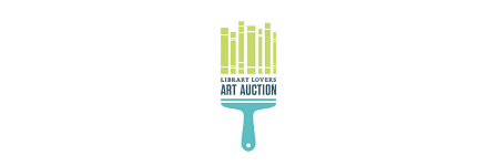 Library-Lovers-Art-Auction-Logo