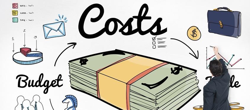 Average cost of logo design