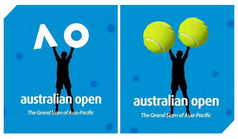 The New Australian Open Logo Success Redesigned