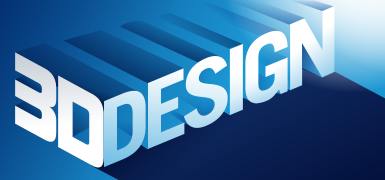 3d-graphic-design-with-one-color