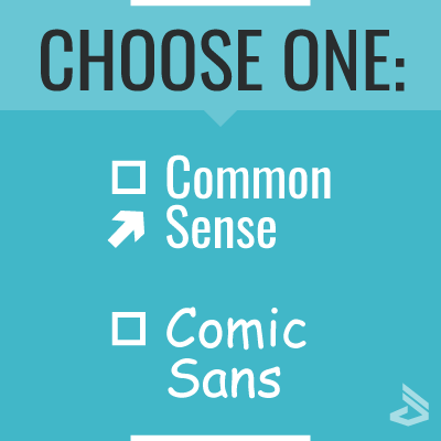 never-choose-comic-sans