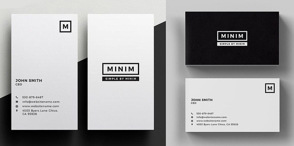business-card-minimal-design