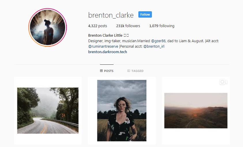 Brenton Clarke