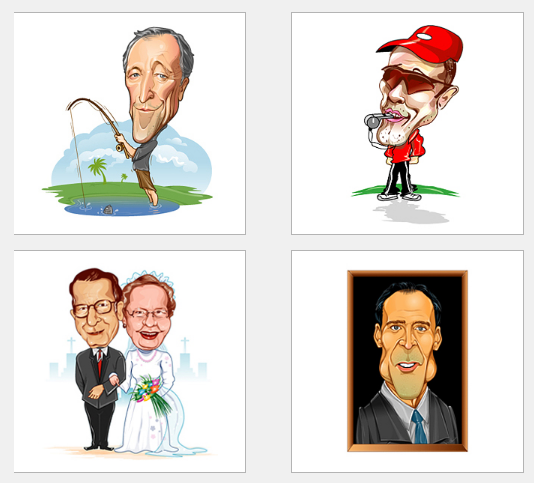 caricature-design-portfolio
