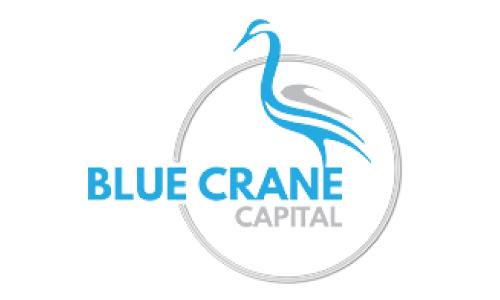 蓝鹤资本徽标