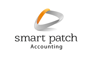 Smart Patch Accounting Accounting & Advisory Logo Design