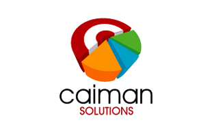 Caiman Solutions Accounting & Advisory Logo Design