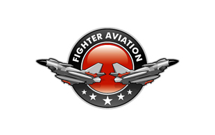 Fighter Aviation Airlines-Aviation Logo Design