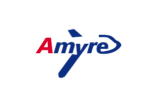 Amyre Airlines-Aviation Logo Design