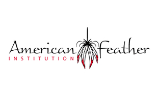 American Feather Arty Logo Design