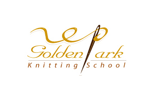 Golden Park Arty Logo Design