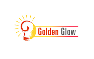 Golden Glow Arty Logo Design