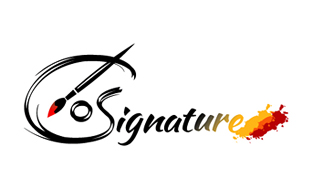 Signature Arty Logo Design
