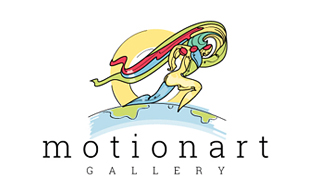 Motionnart Arty Logo Design