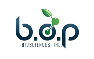 B.O.P Biosciences Inc. Biotechnology & Bioengineering Logo Design