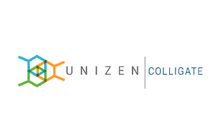 Unizen Colligate Biotechnology & Bioengineering Logo Design