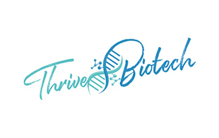 Thriver & Biotech Biotechnology & Bioengineering Logo Design