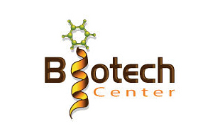 Biotech Center Biotechnology & Bioengineering Logo Design