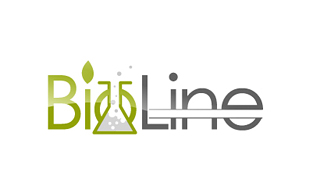 Bio Line Biotechnology & Bioengineering Logo Design