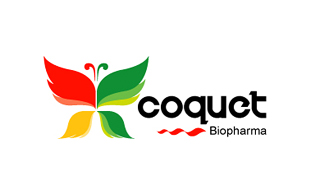 Coquet Biotechnology & Bioengineering Logo Design