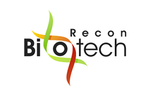 Recon Bio Tech Biotechnology & Bioengineering Logo Design