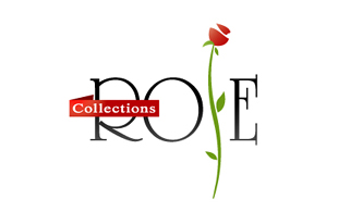 Rose Collections Boutique & Fashion Logo Design