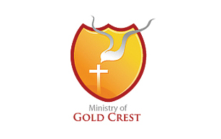 Ministry Of Gold Crest Church & Chapel Logo Design