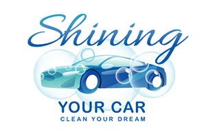 Shining Cleaning & Maintenance Service Logo Design