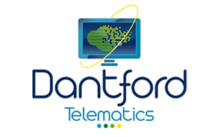 Dantforn Telematics Cloud Computing Logo Design