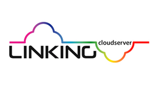 Linking Cloudserver Cloud Computing Logo Design