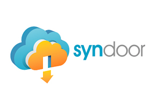 Syndoor Cloud Computing Logo Design