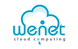 Wenet Cloud Computing Cloud Computing Logo Design
