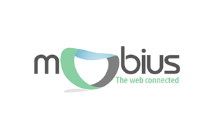 Mobius Cloud Computing Logo Design