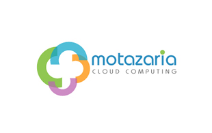 Motazaria Cloud Computing Logo Design