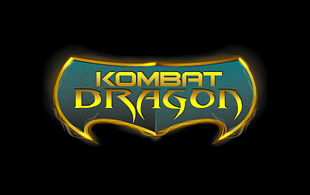 Kombat Dragon Computer & Mobile Games Logo Design
