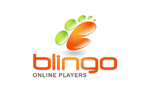 Blingo Online Players Computer & Mobile Games Logo Design