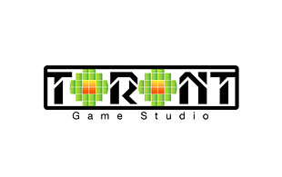 Toront Game studio Computer & Mobile Games Logo Design