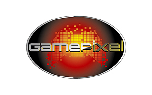 Game Pixel Computer & Mobile Games Logo Design