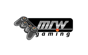 MRV Gaming Computer & Mobile Games Logo Design
