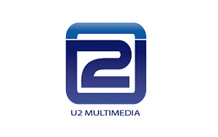 U2 Multimedia Corporate Logo Design