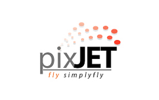 Pinjet Corporate Logo Design