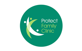 Protect Family Clinic Diagnostic & Medical Clinic Logo Design