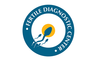 Fertile Diagnostic Center Diagnostic & Medical Clinic Logo Design