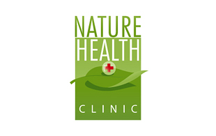 Nature Health Clinic Diagnostic & Medical Clinic Logo Design