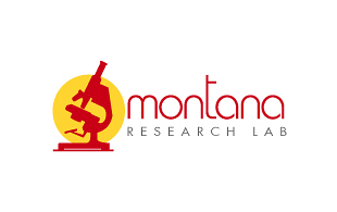 Montana Research Lab Diagnostic & Medical Clinic Logo Design