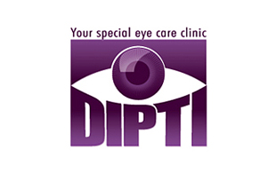 Dipti Diagnostic & Medical Clinic Logo Design