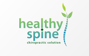Healthy Spine Diagnostic & Medical Clinic Logo Design